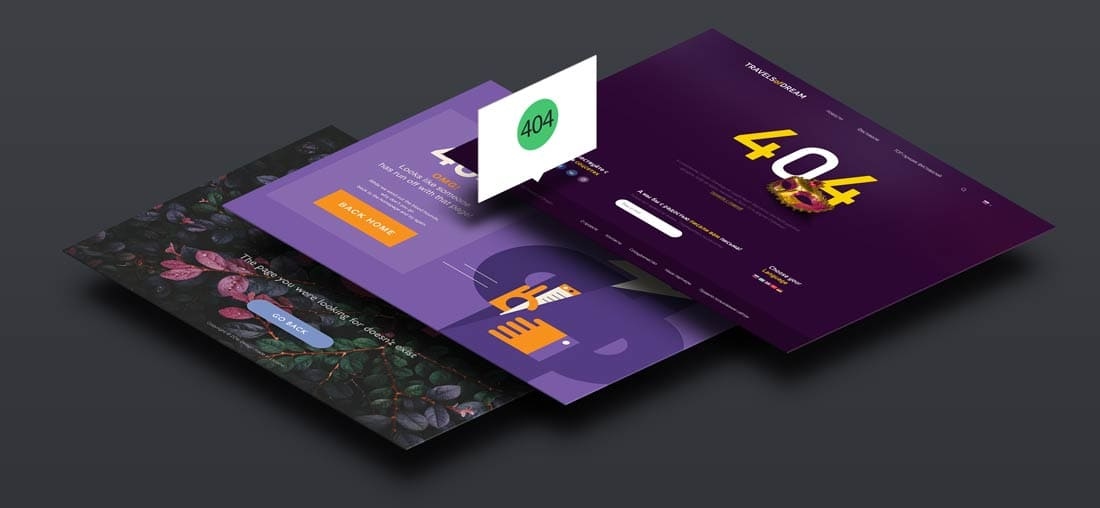 Адаптивный дизайн сайта. Правила дизайна сайта 404 ошибка