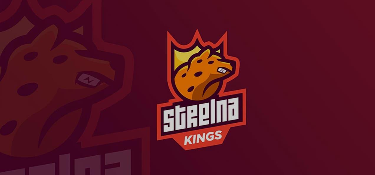 Стильный логотип для хоккейного клуба