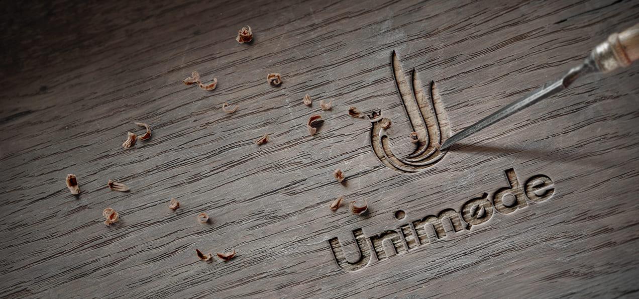 Разработка логотипа компании по производству мебели
