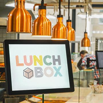 Брендинг инновационного кафе